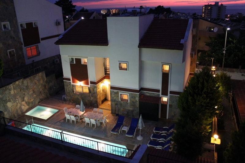 Villa in Turkey, Ladies Beach