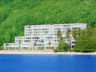 Apartment in Thailand, Cape Panwa: Situated right on the beach