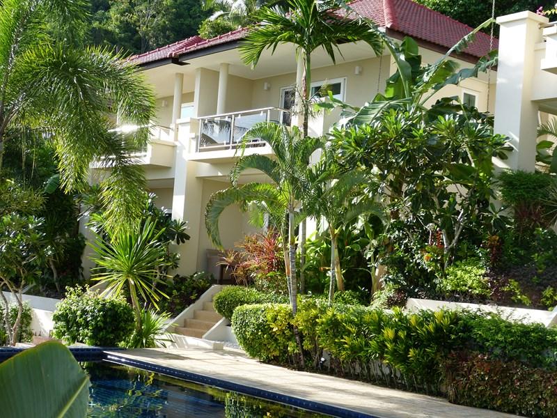 Villa in Thailand, Bang Por: The Property