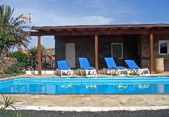 Villa in Spain, La Oliva: GENERAL VIEW