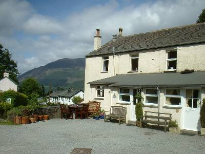 Cottage in United Kingdom, Keswick: Front View Of Talcomb
