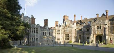 Apartment in United Kingdom, Hampshire: Rhinefield House - hotel