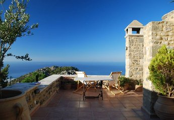 Country House in Greece, Anatoli: TOP TERRACE SEA VIEWS