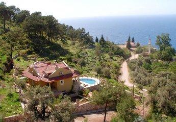 Villa in Turkey, Faralya