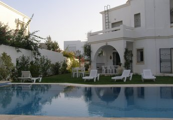 Villa in Tunisia, Hammamet