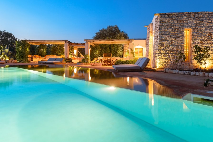 Villa To Rent In Ostuni Italy With Private Pool 38610