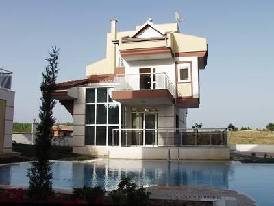 Villa in Turkey, Side: Villa Exterior