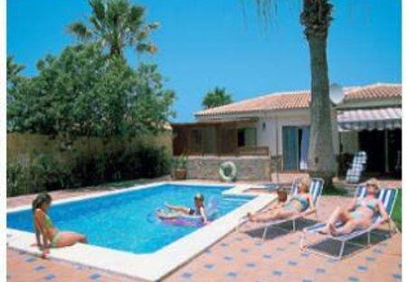 Villa in Callao Salvaje, Tenerife: The gorgeous pool area