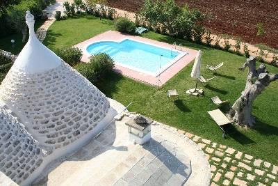 Villa in Italy, Ostuni: Trullo