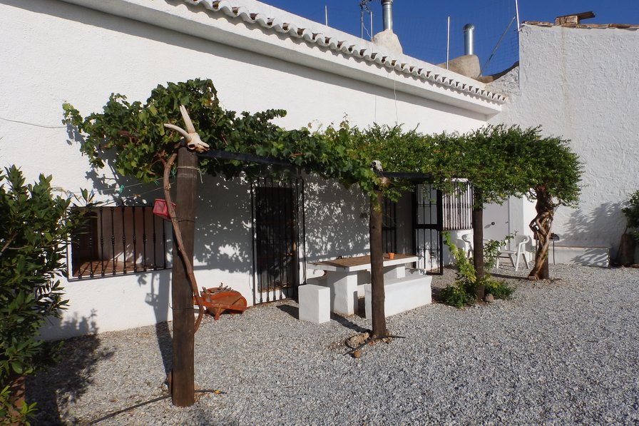 Cottage in Spain, Zújar