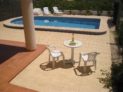 Villa in Spain, Orihuela: Private pool