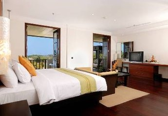 Penthouse Apartment in Indonesia, Nusa Dua Peninsular: room with a view