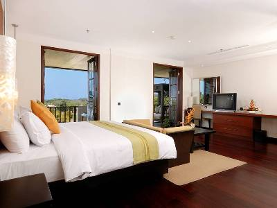 Penthouse apartment in Indonesia, Bali Nusa Dua: room with a view