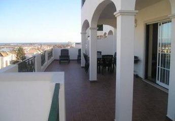 Apartment in Portugal, Tavira: Balcony