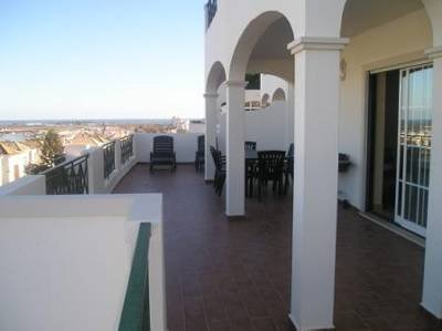 Apartment in Portugal, Santiago (Tavira): Balcony