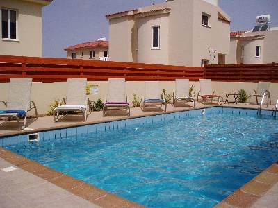 Villa in Cyprus, Nissi Beach: Private Pool