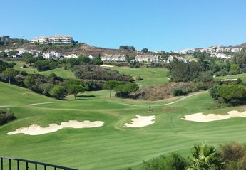 Apartment in Spain, Miraflores golf: Golf