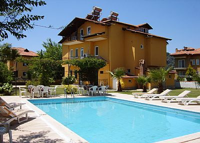 Villa in Turkey, Dalyan: Villa Dalya with private swimming pool and grounds