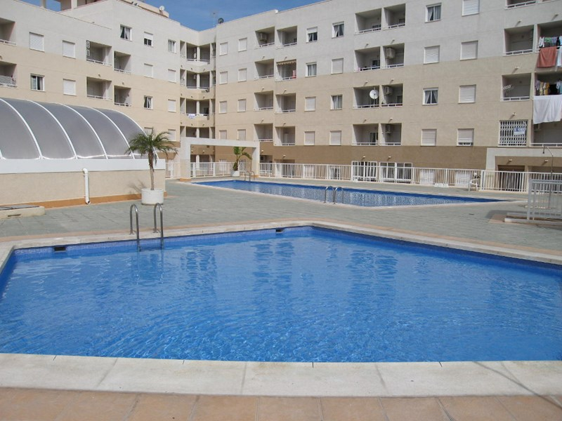 Apartment in Spain, Torrevieja: Parque Avenidas