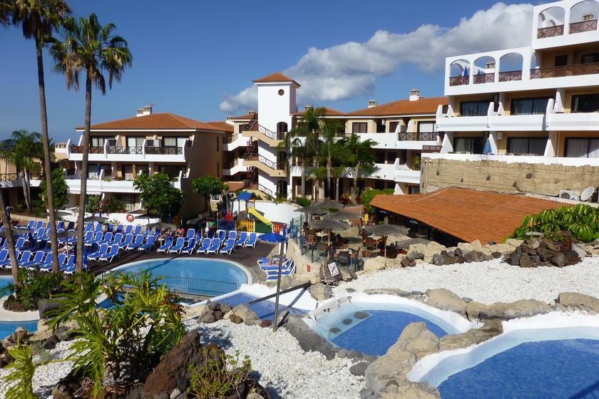 Apartment to rent in Golf del Sur, Tenerife with pool   4227