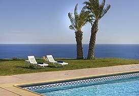 Luxury villa with infinity pool in Andalucia