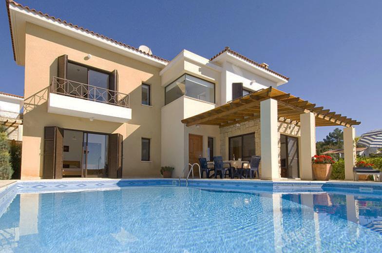 Villa in Cyprus, Tala