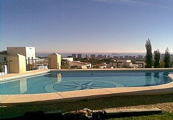 Villa in Spain, FINESTRAT: View from the Villa Pool