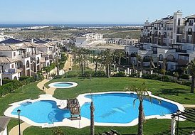 Al Andalus Thalassa, Vera, Almeria - 2 Bed, Apt