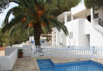 7 bedroom Villa for rent in Sant Josep de sa Talaia