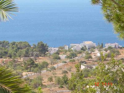 Villa in Spain, Es Cubbels: seaview