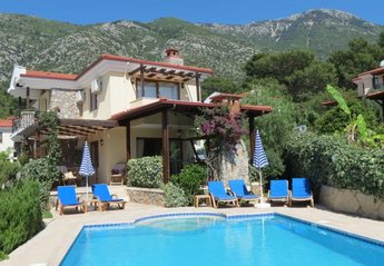Villa in Turkey, Ovacik: Delightful mountain views