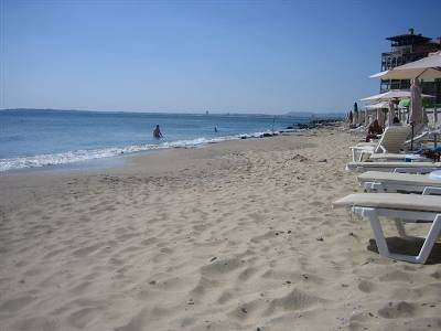 Apartment in Bulgaria, Sveti Vlas: The Private Beach Metres Away From The Apartment