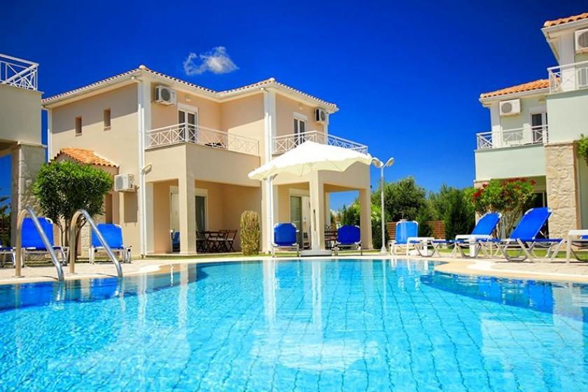 Villa To Rent In Zakynthos With Pool Near Beach 48246