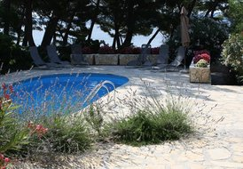 Seafront Villa , Bol, Croatia
