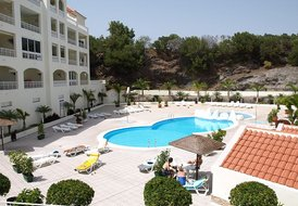Apartment in Golf del Sur, Tenerife: The pool at Ocean Golf and Country Club