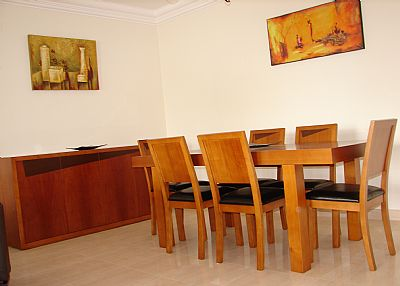 Apartment in Portugal, Lagos centre: Living / Dinning Room
