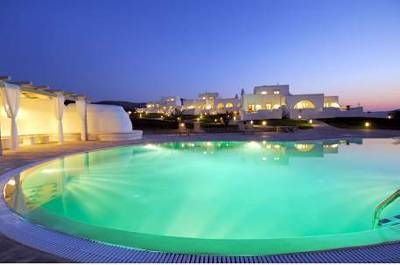 Villa in Greece, Naoussa/Paros: .