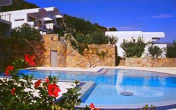 Villa in Greece, Elounda: vista1