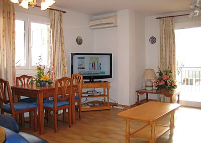 Apartment in Spain, Villamartin Plaza: Lounge