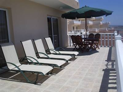 Apartment in Cyprus, Nissi Beach: Patio