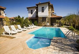 Villa Vita  Private Pool & Jucuzzi  3 Bedrooms sleeps  8 & BBQ