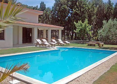 Villa in Italy, Pula: Villa Vico del Porto with 10m x 5m pool