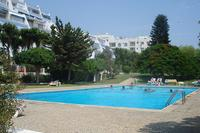 Apartment in Cyprus, Amathounda: Common gardens with s/pool