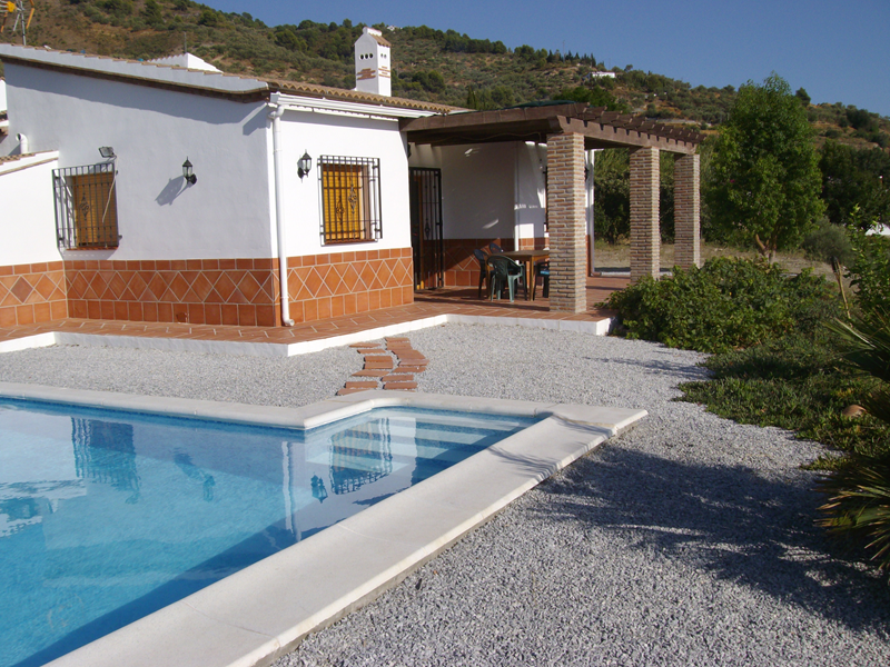 Country house in Spain, Competa