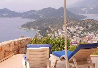 Apartment in Turkey, Kas: View Apartment terrace