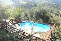 Country_house in Italy, Cefalù: View of pool avaible