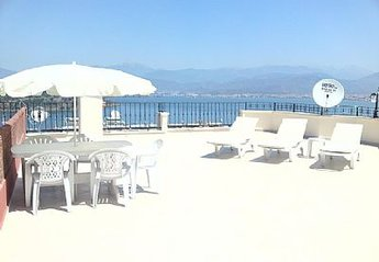 Apartment in Turkey, Karagozler: Anatoylian no:3 private terrace with sea and taurus mountain views