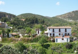 Cottage in Lubrín, Spain