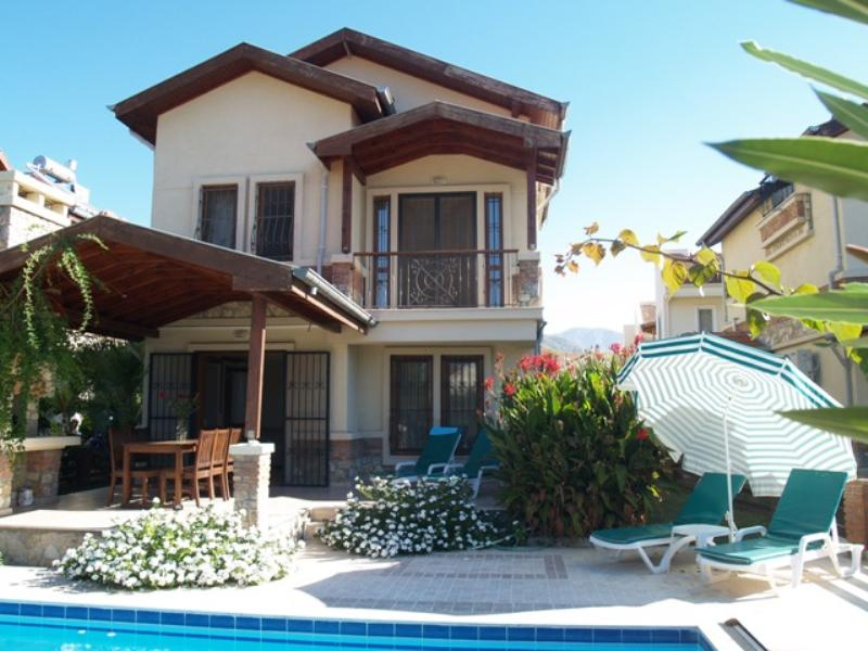 Villa in Turkey, Calis Beach: Sapphire Villa