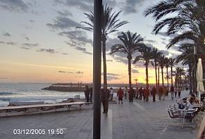 Apartment in Spain, Torrevieja Town: Local Beach
